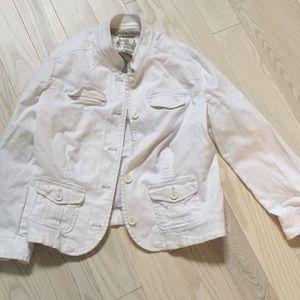 Abercrombie light jacket medium